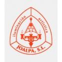 Винтажные люстры JOALPA (Испания). Широкий выбор испанских светильников от фабрики Artesania Joalpa  в Москве