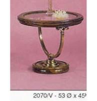 Журнальный столик Арт. 2070/V Capanni (Италия)