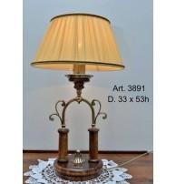 Настольная лампа Арт. 3891 Capanni (Италия)