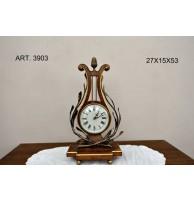 Арт. 3903 Часы настольные CAPANNI (ИТАЛИЯ) <br>