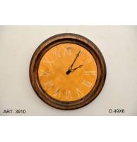 Арт. 3910 Часы настенные CAPANNI (ИТАЛИЯ)