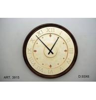 Арт. 3915 Часы настенные CAPANNI (ИТАЛИЯ)