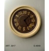 Арт. 3917 Часы настенные (ИТАЛИЯ)