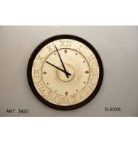 Арт. 3920 Часы настенные (ИТАЛИЯ)