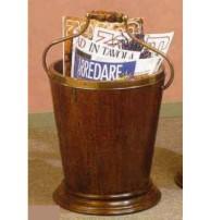 Ведро для бумаг Арт. 401 Capanni (Италия)