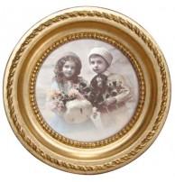Фото рамка Арт. 1016-Gold Artistar (Испания)