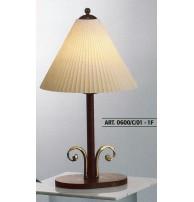 Настольная лампа Арт. 0600/C/01 LONGOBARD (ИТАЛИЯ)