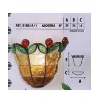 Бра Арт. 0180/A/1 Longobard (Италия)