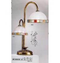 Настольная лампа Арт. 0230/C/05 Longobard (Италия)