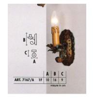 Бра Арт. 7167/A Longobard (Италия)