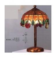 Настольная лампа Арт. 1010/C Longobard (Италия)