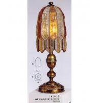 Настольная лампа Арт. 0138/C/2 Longobard (Италия)