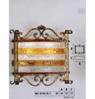 Бра Арт. 0145/A/1 Longobard (Италия)