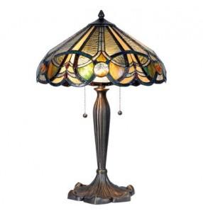 Настольная лампа Арт. 5299 Tiffany