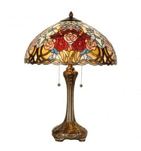 Настольная лампа Арт. 5389 Tiffany