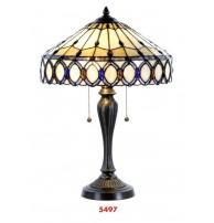 Настольная лампа Тиффани Арт. 5497