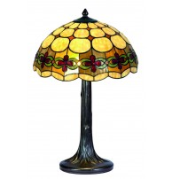Настольная лампа Арт. 7807+PBLM11 Tiffany