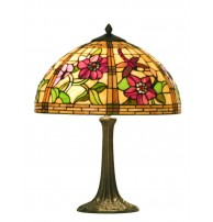 Настольная лампа Арт. 9933+PBLM11 Tiffany