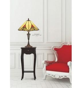 Настольная лампа Тиффани Арт. KT32-PBLM11