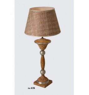 Настольная лампа Арт. 674 Toscot