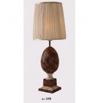 Настольная лампа Арт. 315 Toscot