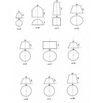 Образцы абажуров 3