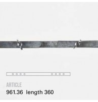 Соединительная рейка Арт. 961 Toscot