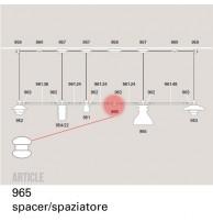 Втулка-разделитель TOSCOT (Италия) Арт. 964